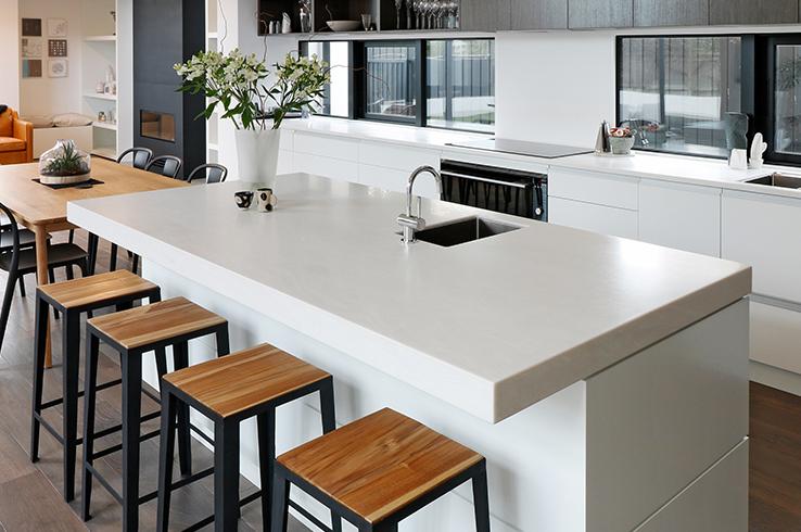 TriStone Benchtops | Trends Kitchens